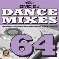 Dance Mixes 64 - NEW RELEASE