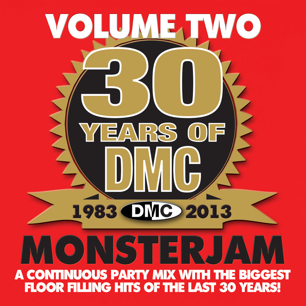 DMC 30th ANNIVERSARY MONSTERJAM VOL.2 - New Release