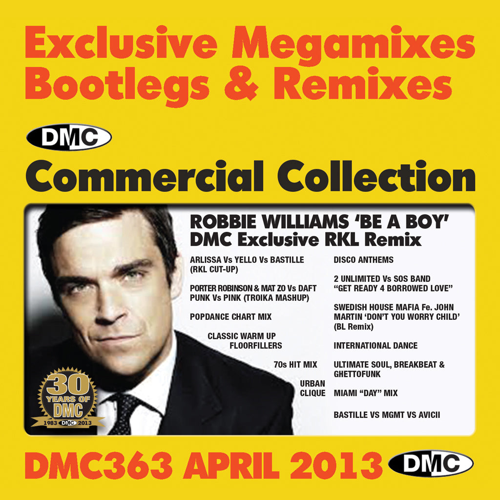DMC Commercial Collection 363 - New Release
