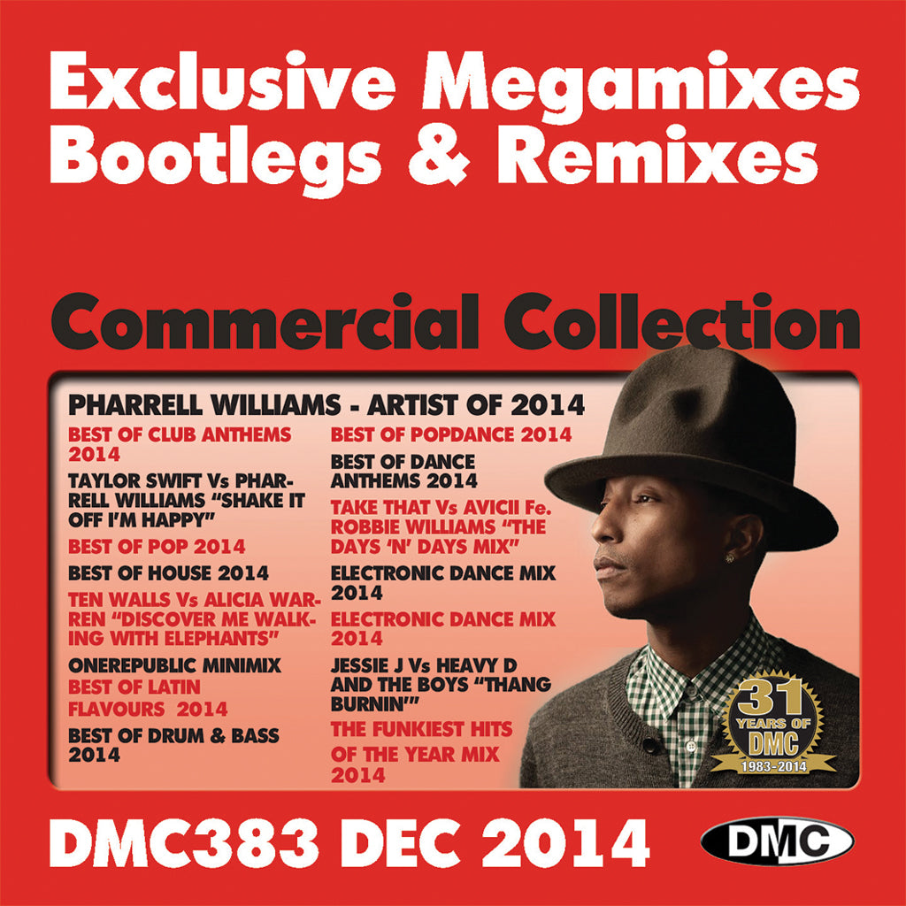 DMC Commercial Collection 383 - December Release