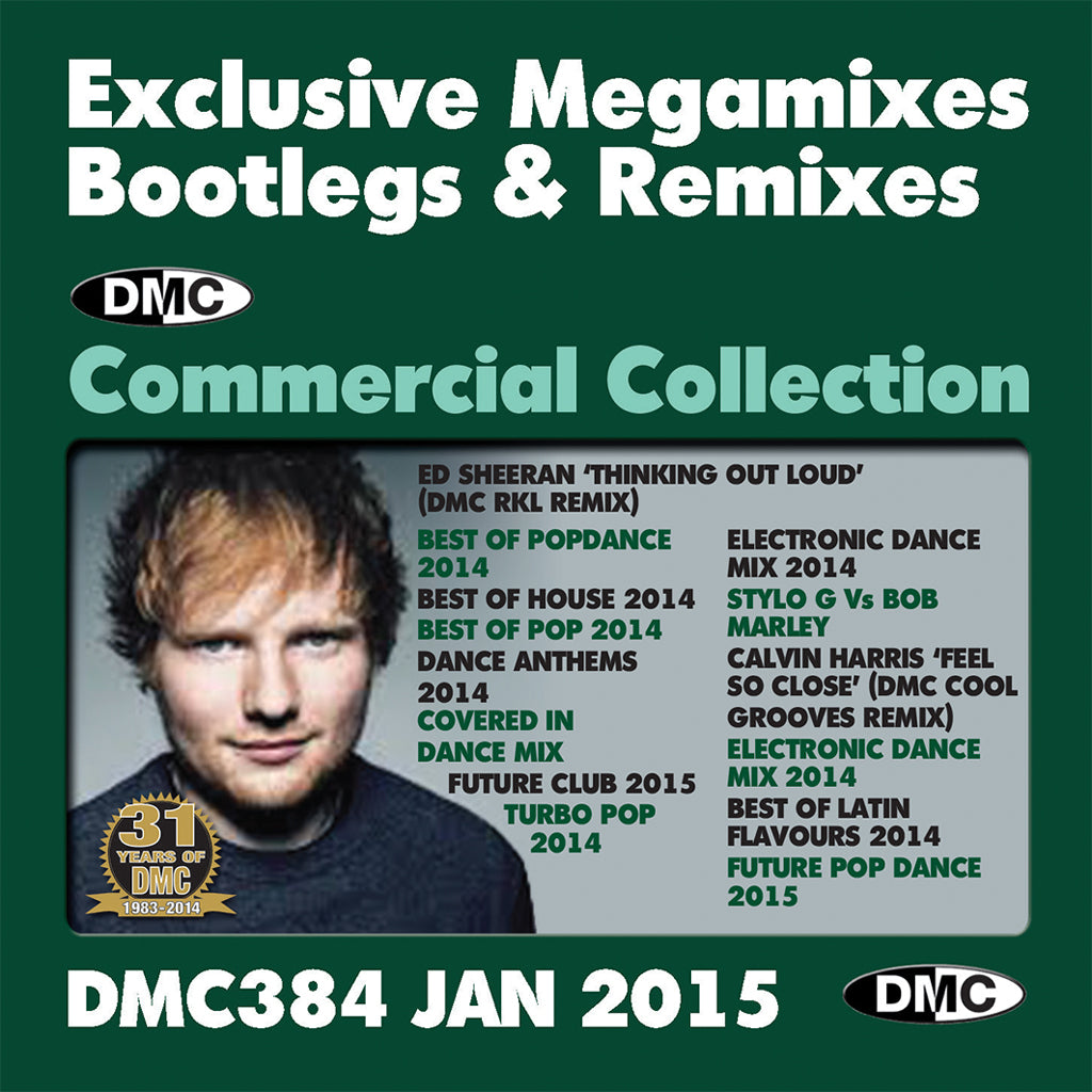 DMC Commercial Collection 384 - January 2015 Release