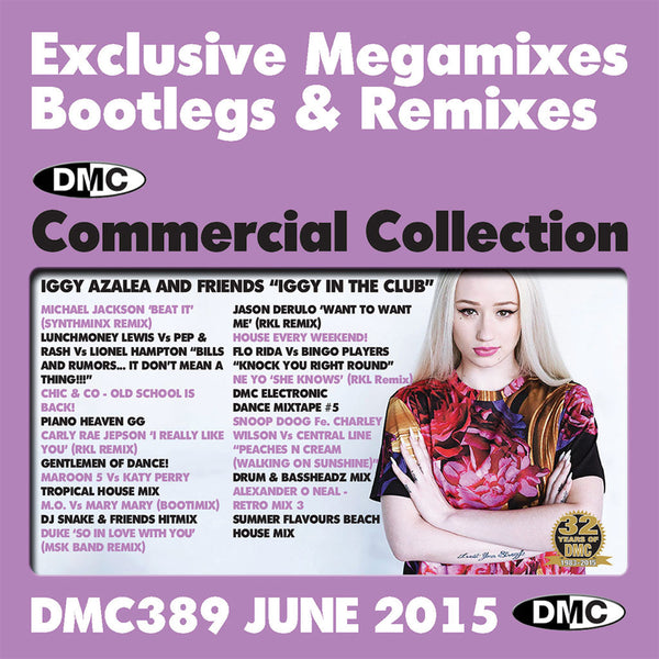 DMC Commercial Collection 389 - June Release