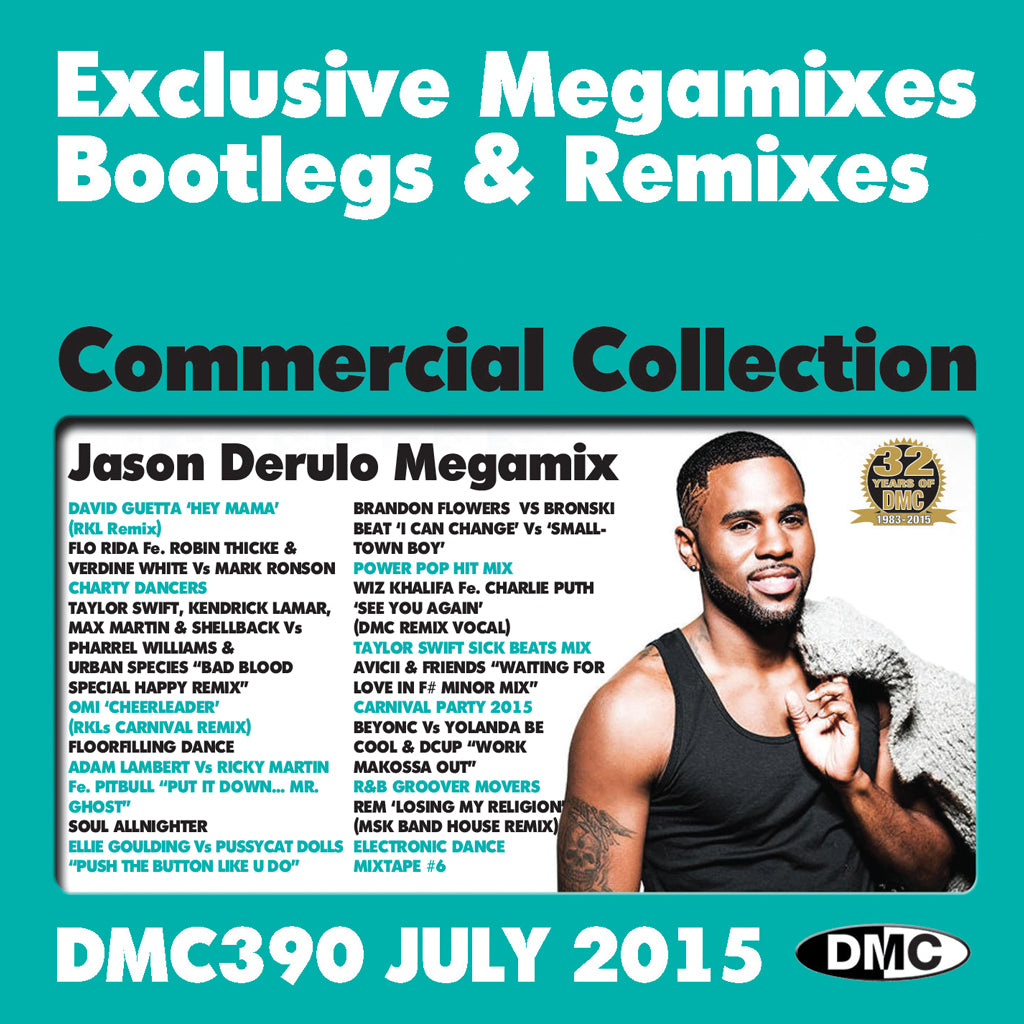 DMC Commercial Collection 390 - July Release