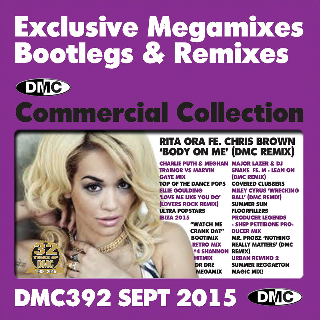 DMC Commercial Collection 392 - September Release