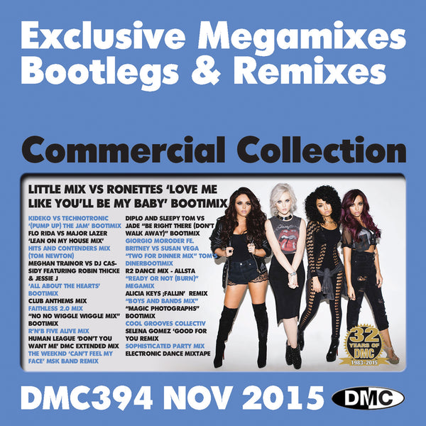 DMC Commercial Collection 394 - November Release