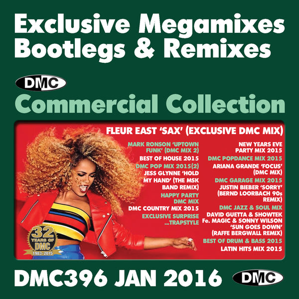 DMC Commercial Collection 396 - January 2016 Release