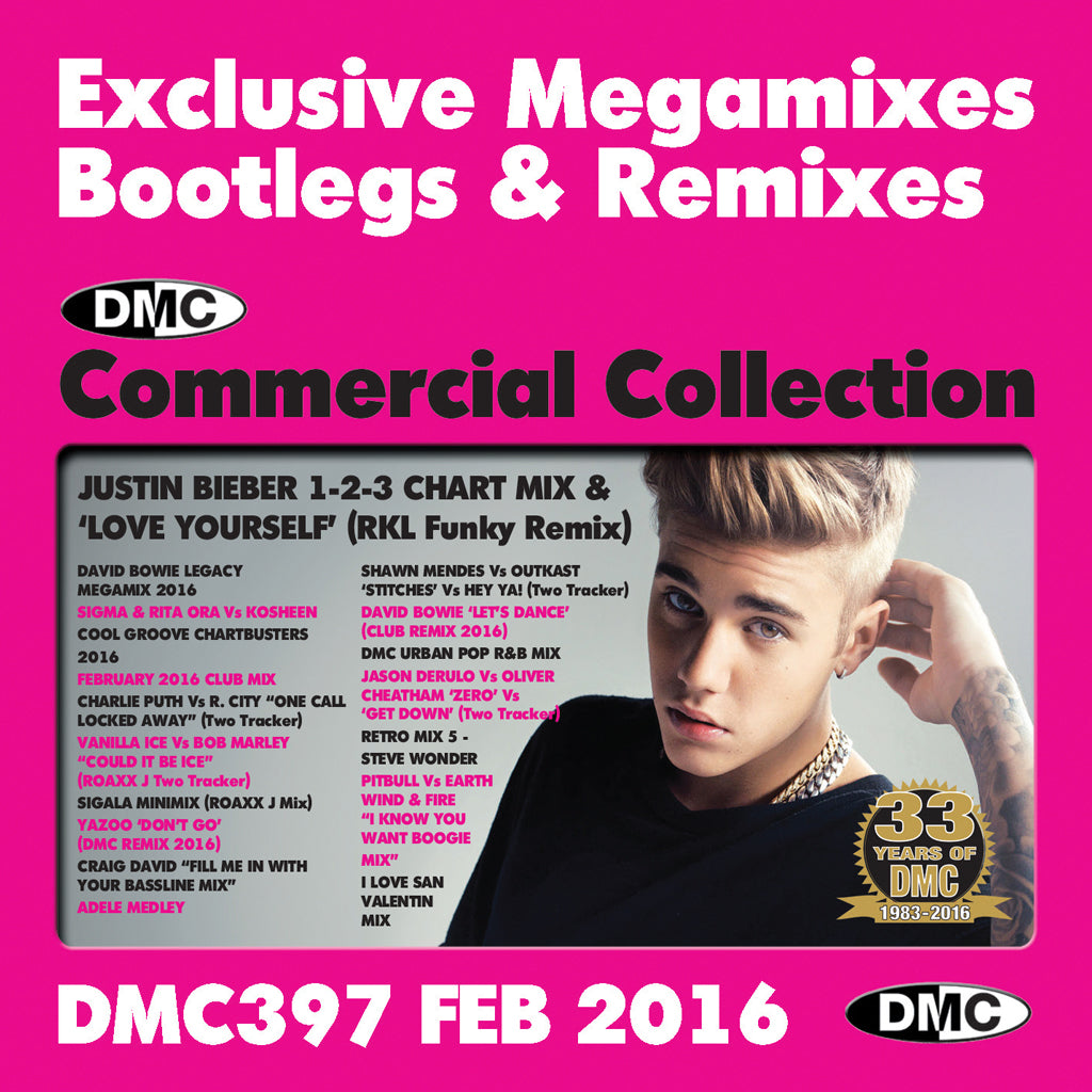DMC Commercial Collection 397 - February 2016 Release