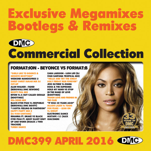 DMC Commercial Collection 399 - April 2016 Release