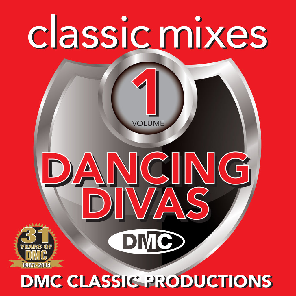 DMC CLASSIC MIXES - DANCING DIVAS - NEW