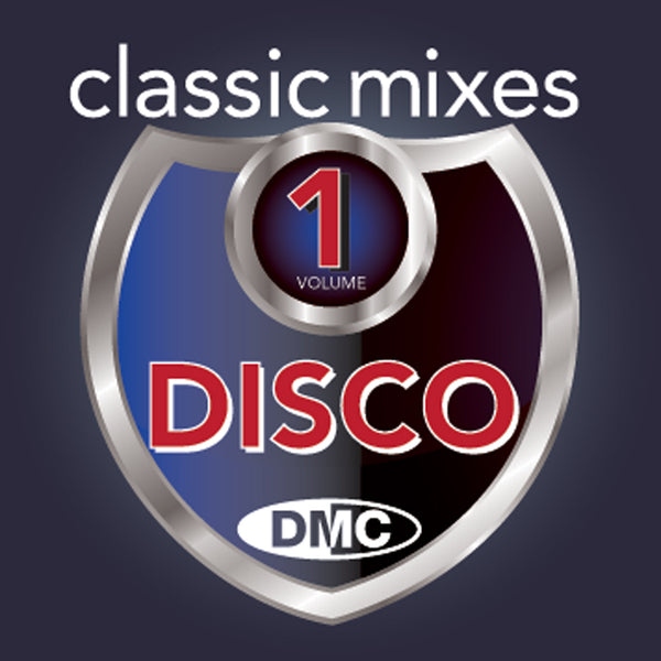 DMC Classic Mixes Disco Volume 1 - New Release