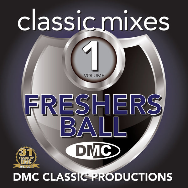 DMC CLASSIC MIXES - FRESHERS BALL - NEW