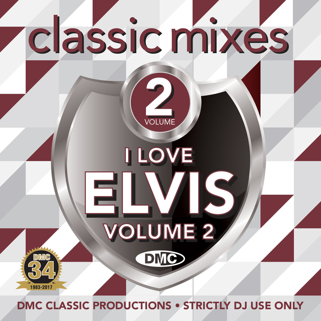 DMC CLASSIC MIXES ELVIS PRESLEY Volume 2