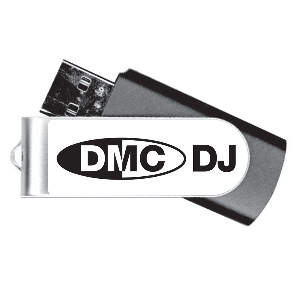DMC DJ USB Flash Drive 8 GB