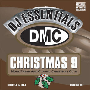 DJ Essentials: Christmas 9 - More Fresh And Classic Christmas Cuts
