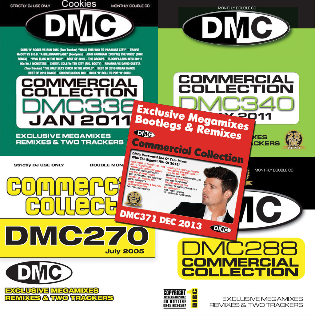 DMC Commercial Collection Offer 34