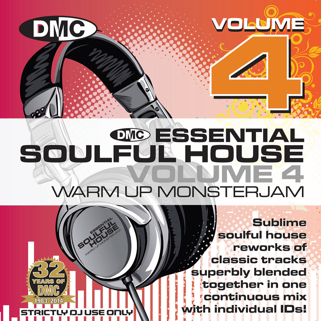 DMC Essential Soulful House Warm Up Monsterjam Volume 4 - New Release