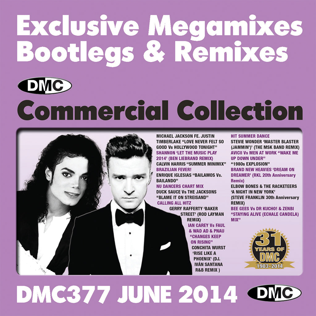DMC Commercial Collection 377 - June release