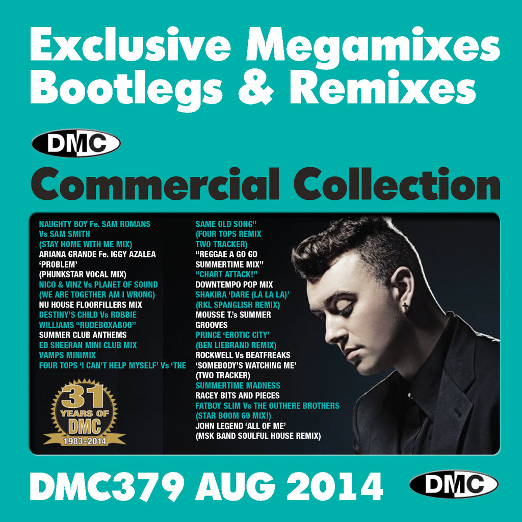 DMC Commercial Collection 379 - August Release - Out Now
