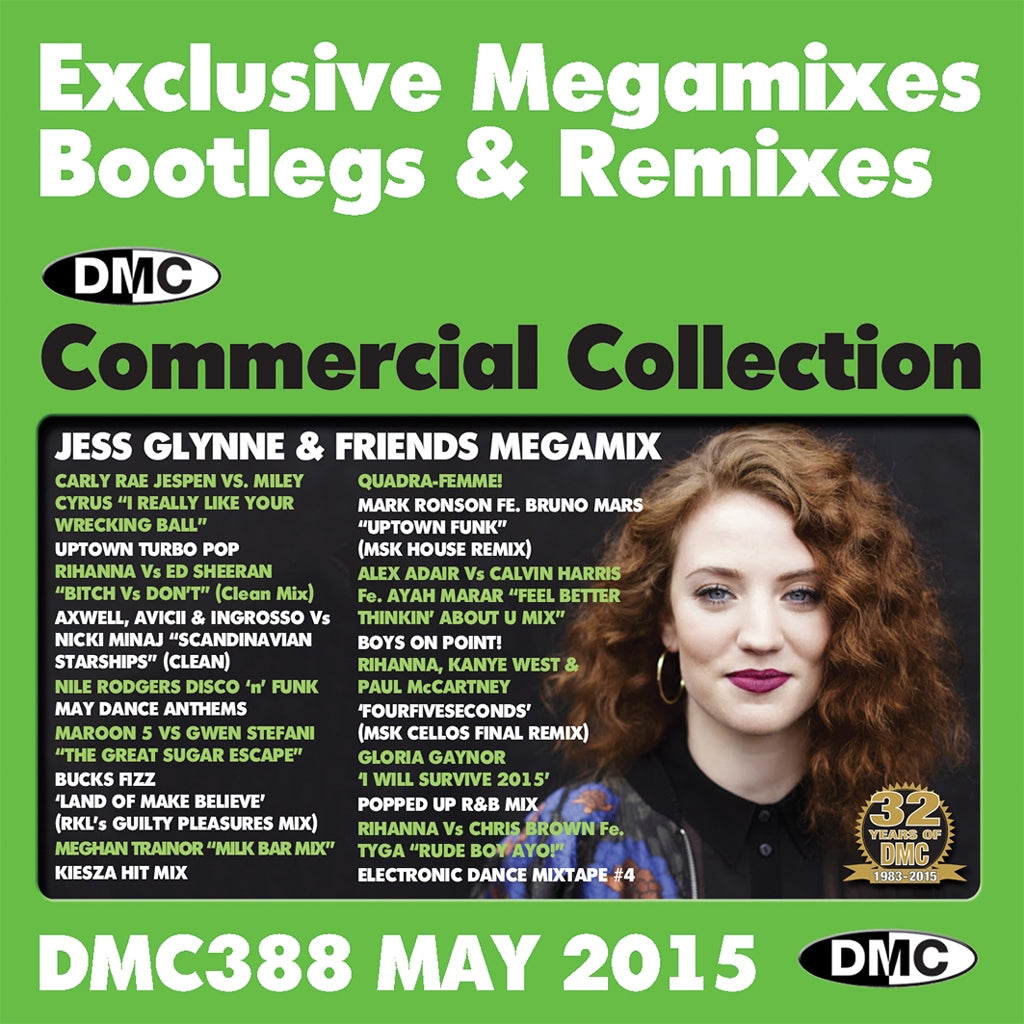 DMC Commercial Collection 388 - May Release