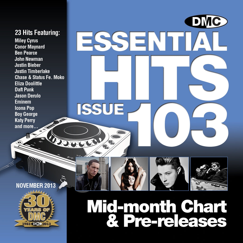 DMC Essential Hits 103 - New Release