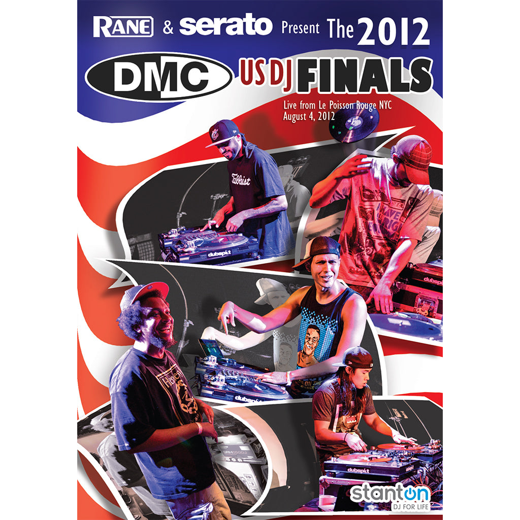The DMC USA DJ FINAL 2012