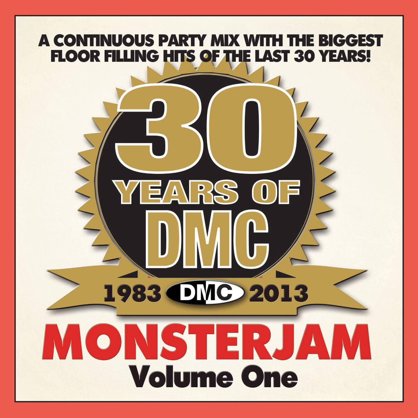 30 Years of DMC Monsterjam CD Volume 1