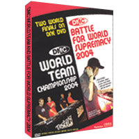World Team & Battle for World Supremacy 2004 DVD