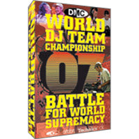 World Team And Battle For Supremacy 2007 DVD