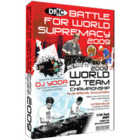 World Team And Battle For Supremacy 2009 DVD