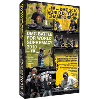 World Team And Battle For Supremacy 2010 DVD