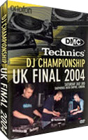 UK Finals 2004 DVD