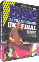UK Finals 2005 DVD