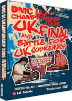 UK Finals 2006 DVD