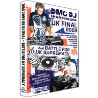 UK Finals 2009 DVD