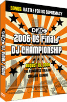 US Finals 2006 DVD