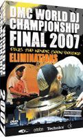 World DJ Championship 2007 DVD