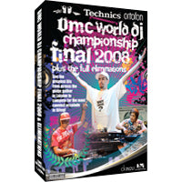 World DJ Championship 2008 DVD