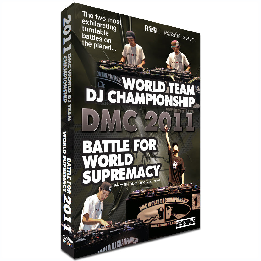 World Team + Battle For Supremacy 2011 DVD