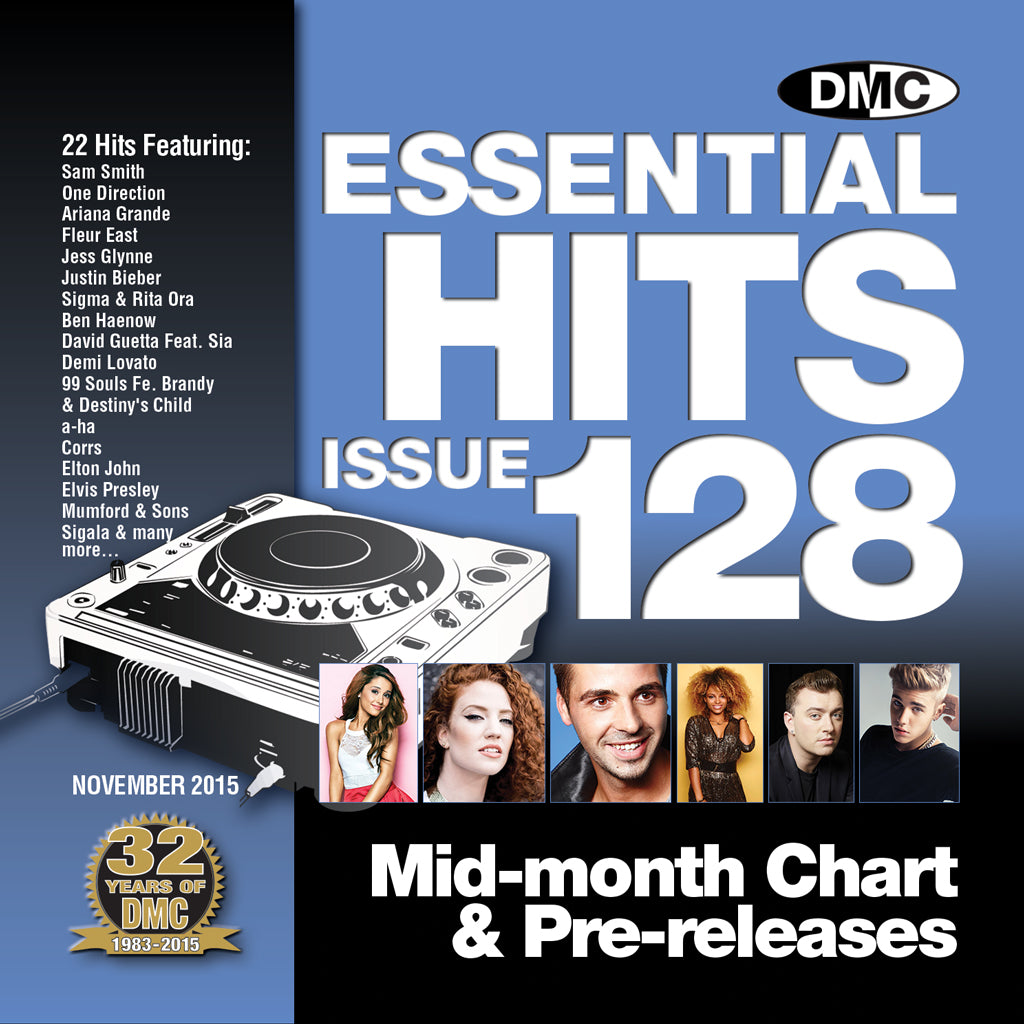 DMC Essential Hits 128 - November Release