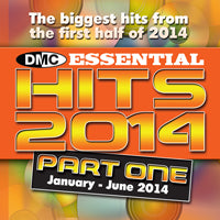 DMC Essential Hits 2014 Part One - New Release