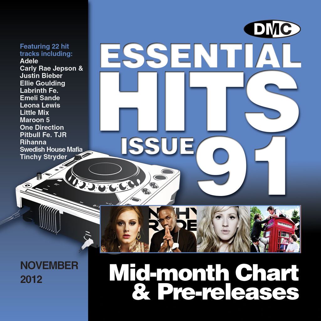 DMC Essential Hits 91