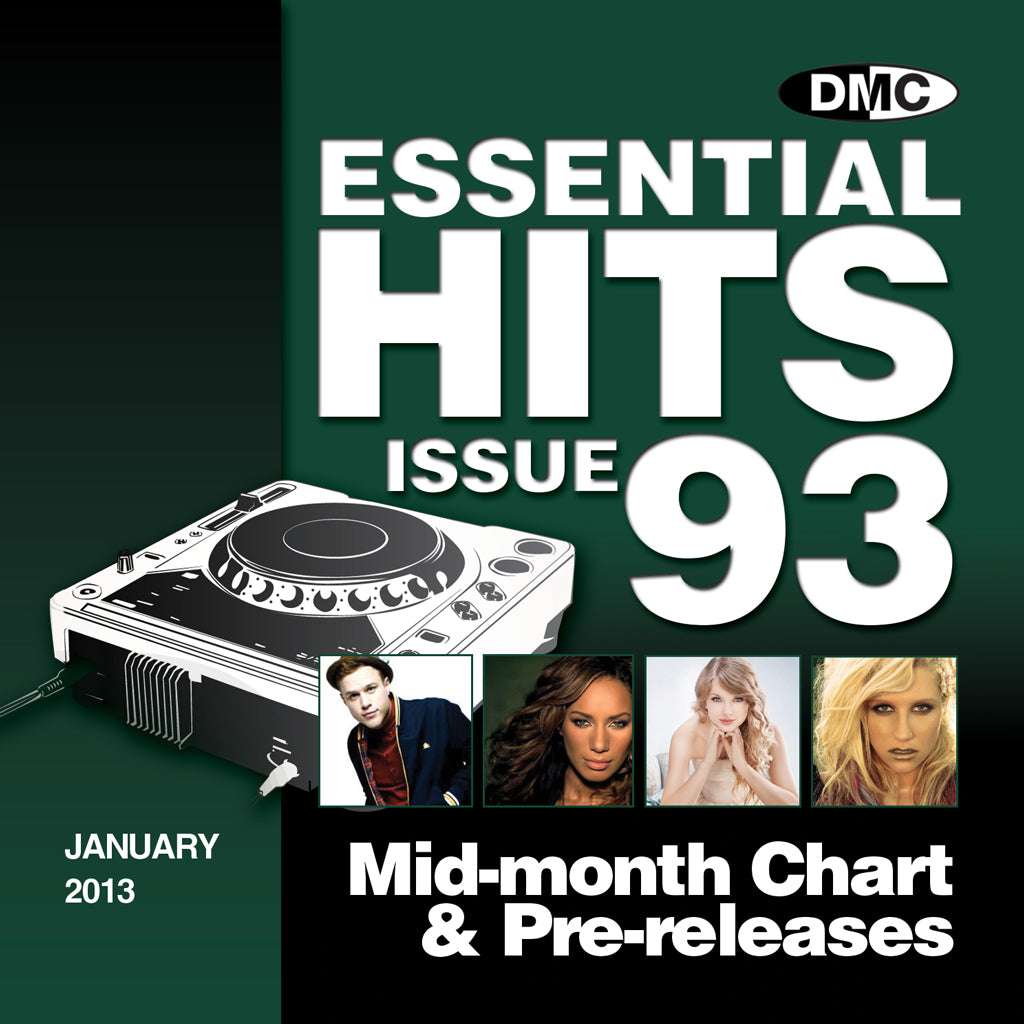 DMC Essential Hits 93