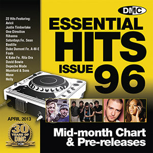DMC Essential Hits 96