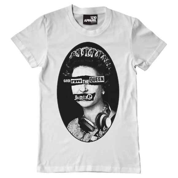 God Rave The Queen T-shirt
