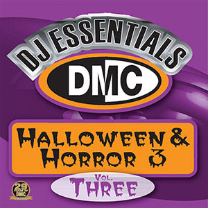 DJ Essentials: Halloween & Horror Vol. 3