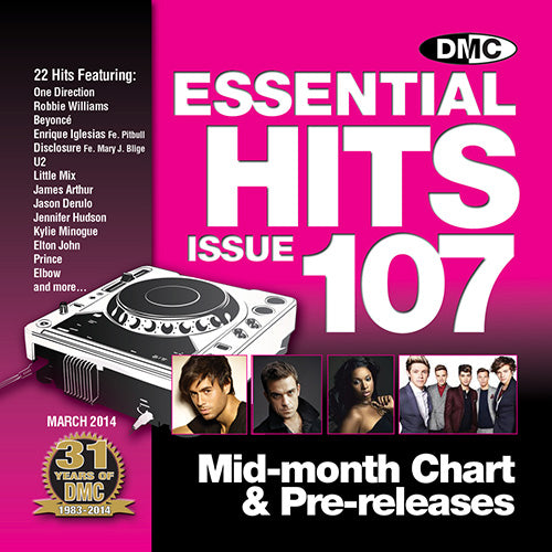 DMC Essential Hits 107