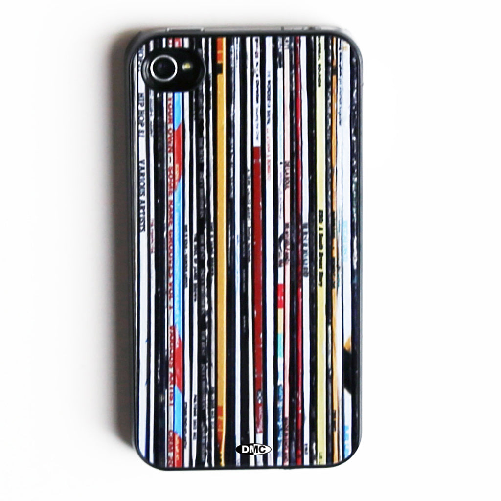 DMC Vinyl Junkie iphone 6 Cover (also available for iPhone 4/4s/5/6PLUS/Samsung Galaxy 3