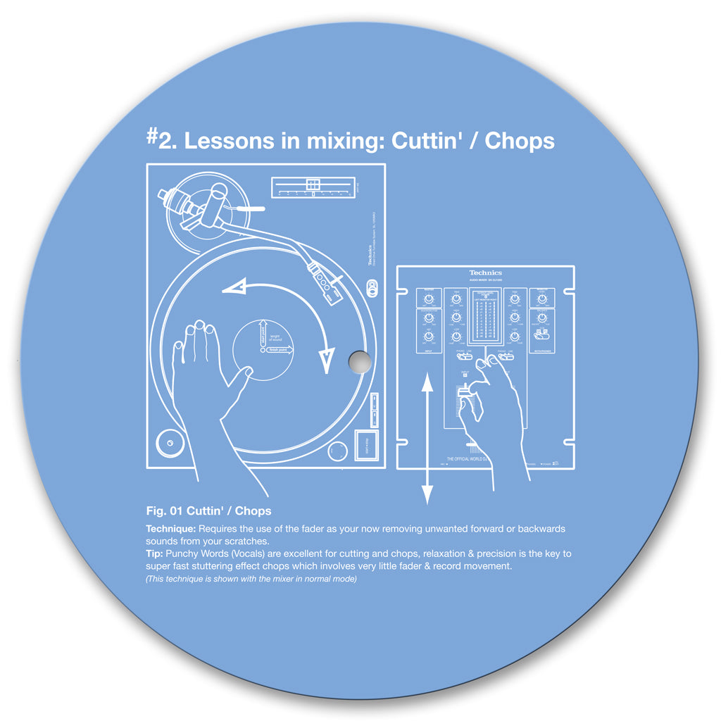 DMC Technics Lessons in Mixing No. 2