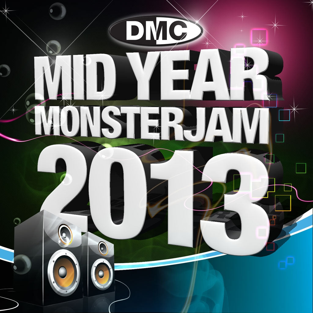 DMC MID YEAR MONSTERJAM 2013 - out now!!