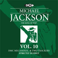 Michael Jackson - DMC Megamixes & Two Trackers - Volume 10